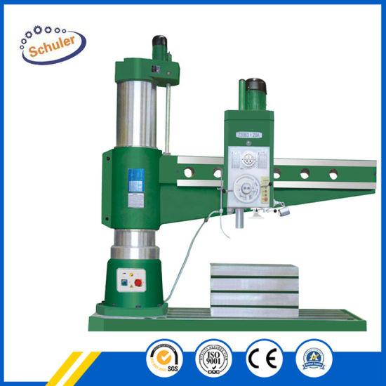 China Heavy Duty Hydraulic Clamping Radial Drilling Machine (Z3063X20A)