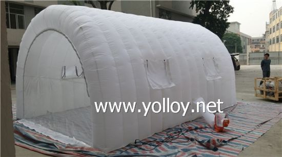 Inflatable Auto Repair Car Tent