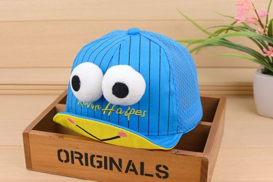 Hot Sales Cartoon Embroidery Cotton Children Baseball Hat Kids Cap pictures & photos