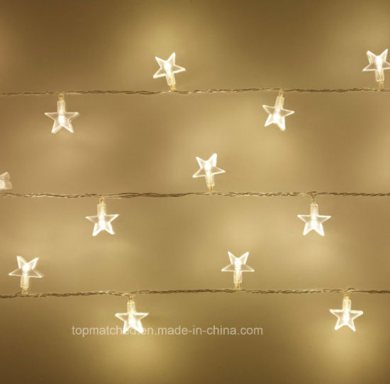 Outdoors Hanging LED Starry String Lights Christmas Decoration pictures & photos