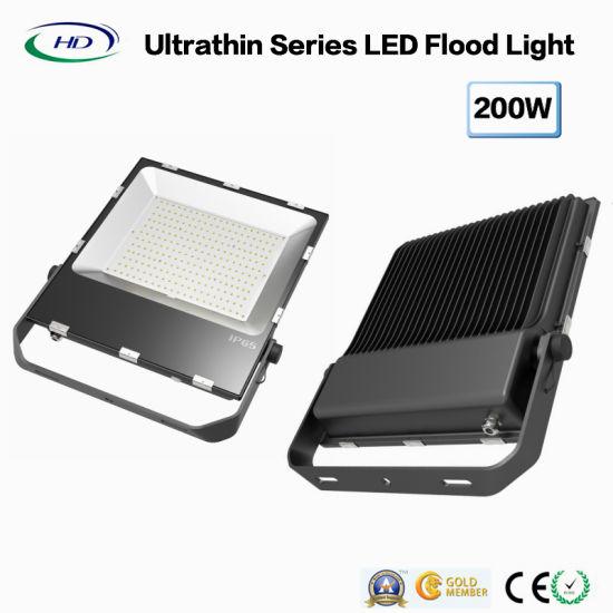 200W LED Flood Light for Park/Garden/Outdoor Lighting