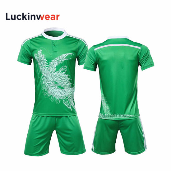 Sportswear Adult 2019 New Design Clud Football Training Suit Customization