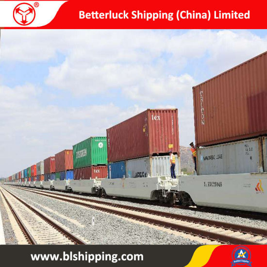 Sea-Rail Combined Transport From China to Gaborone Botswana Logistics Service pictures & photos