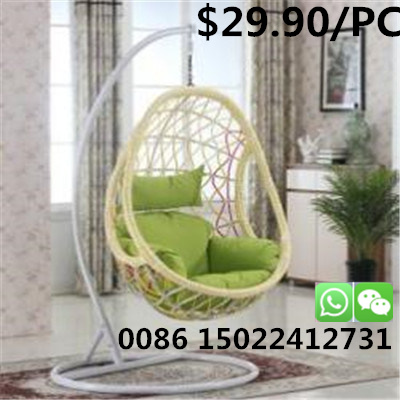 High Quality Price Swing Chair Stand Hanging Decorative Hanger Outdoor Indoor Ball Bed Net Nest Shape