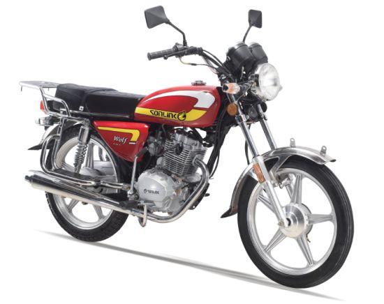 100cc/125cc/150cc Cg Model Alloy/Spoke Wheel Durable Motorcycle (SL150-H1)