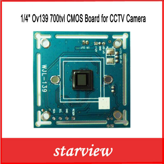 "Surveillance 1/4"" Ov139 700tvl CMOS Security IR Board for CCTV Camera pictures & photos"