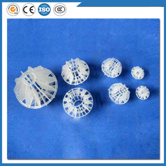 Factory Wholesale Plastic Polyhedral Hollow Ball pictures & photos