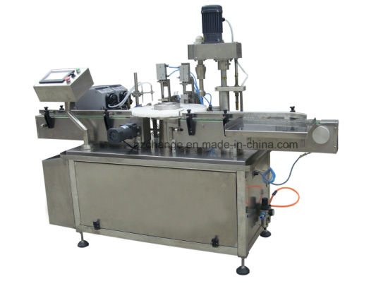High Speed Eyedrop Filling Capping Machinery
