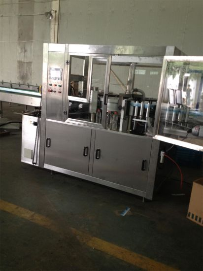 OPP Automatic Linear Hot Melt Glue Labeler pictures & photos