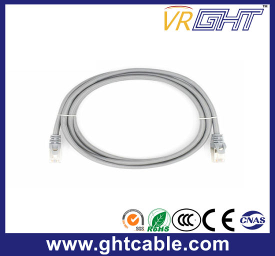 1m Almg RJ45 UTP Cat5 Patch Cable/Patch Cord pictures & photos