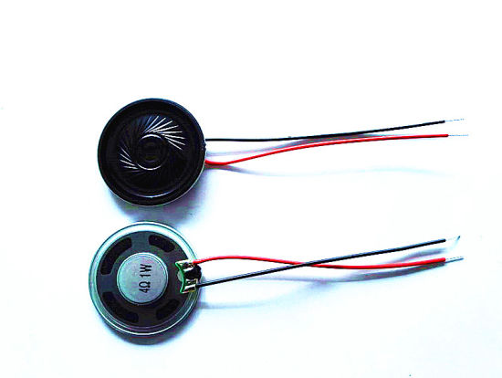 40mm Mylar 4-8ohm Speaker pictures & photos