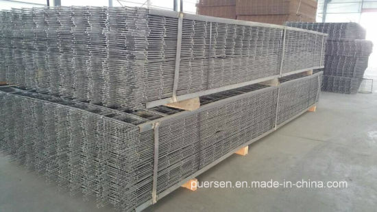 China supplier reinforce cold rolled steel rebar welded