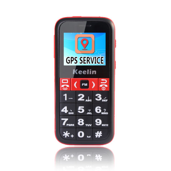 Elderly Phone with Real Time GPS Tracking K20 pictures & photos