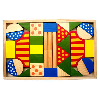 Classical Wooden Toys Building Blocks pictures & photos