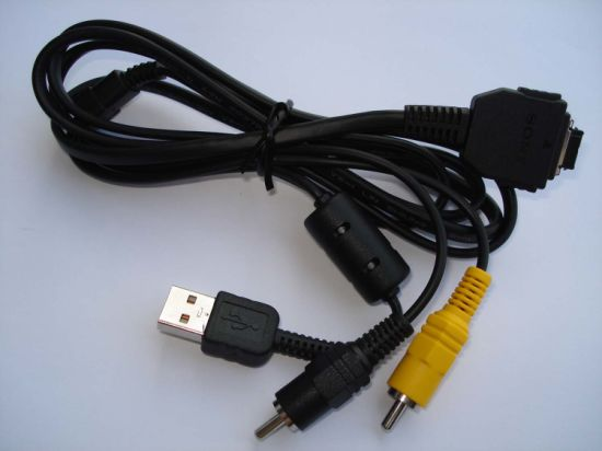 8P USB Interface Cable Charging Cord for Sony Nikon Olympus Panasonic Leica