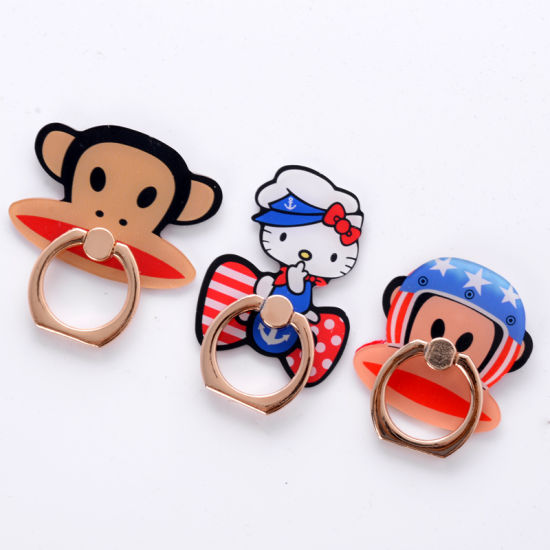 2016 Cute Carton Pattern Cell Phone Sticker for Samsung