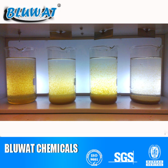 Yellow Color Dyes Waste Water Treatment Chemicals
