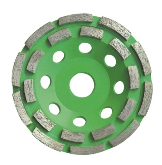 Diamond Grinding Wheel, Double Row Grinding Wheel
