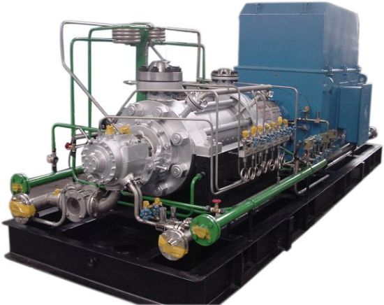 High Pressure Boiler Feed Pump (DG) , for Power Plants