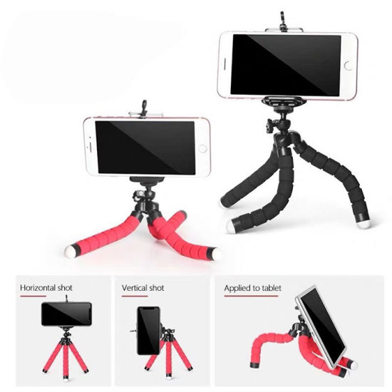 Factory Price Non-Slip Sponge Bracket Flexible Universal Mobile Phone Holder