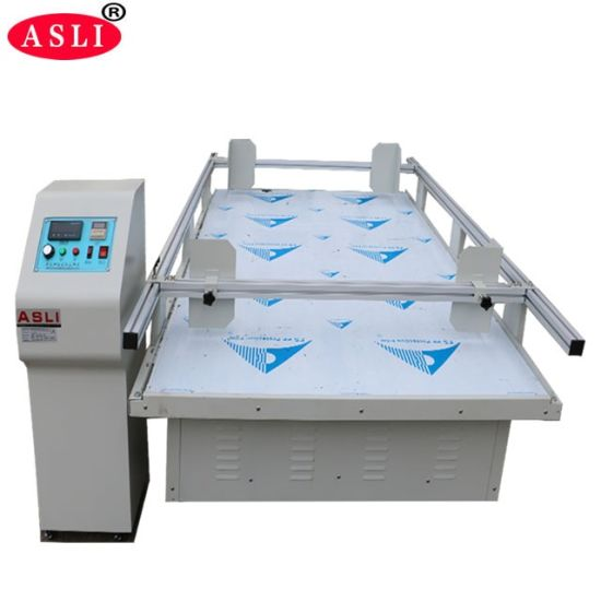 Easy Test 300rpm Regulated Speed 5Hz Frequency Can Custom Analog Transport Vibration Test Machine pictures & photos