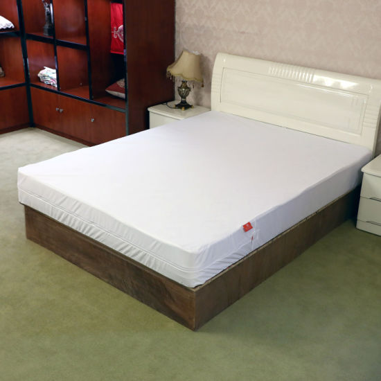 China Zippered Mattress Encasement Boxspring Cover Bed Bug Proof Dust Mite Proof And Waterproof Hypoallergenic Breathable Noiseless And Vinyl Free China Boxspring Cover And Mattress Protector Price