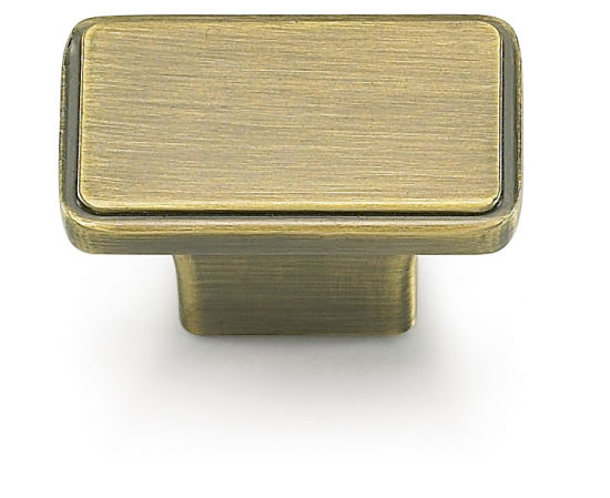 Zinc Alloy Solid Drawer Single Hole Handle Wardrobe Cabinet Door Knobs Handles