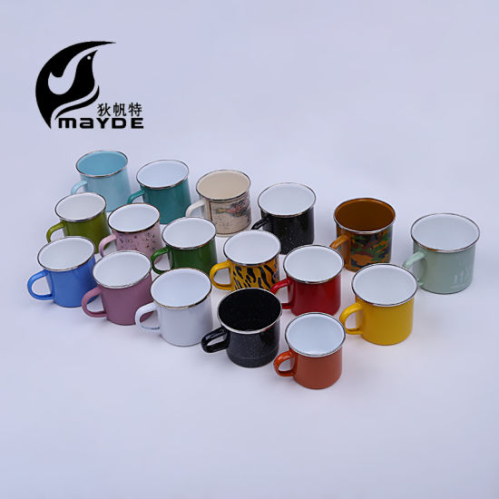 Mayde Enamel Mug pictures & photos