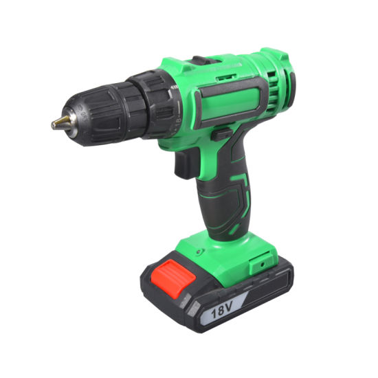 Li-ion Battery 18V Professional Electric Cordless Drill
