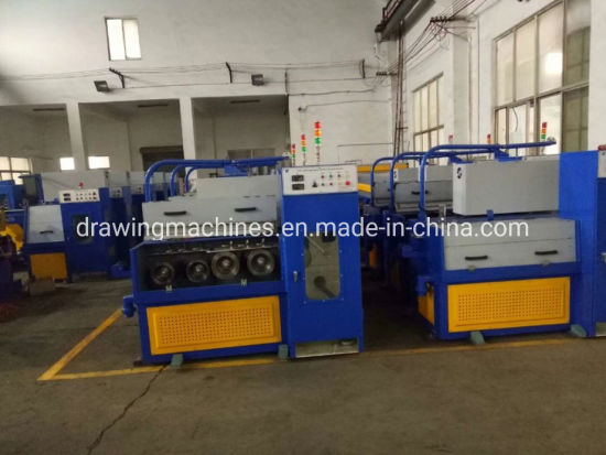Hxe-22dw Horizontal Type Price Wire Drawing Machines; Copper Wire Drawing Machine pictures & photos