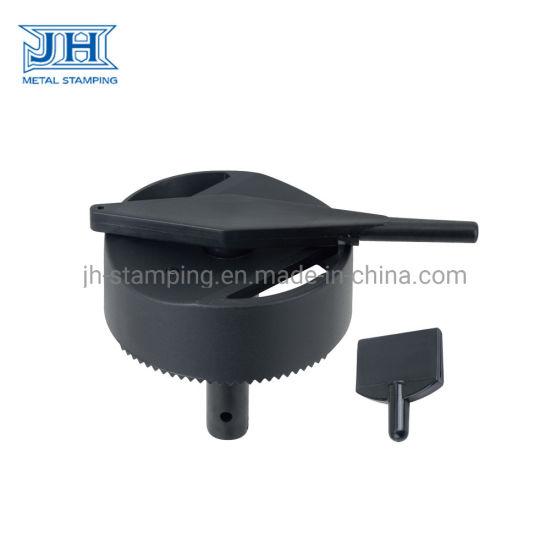 Plastic Moulding Injection Parts Plastic Dial Regulators Nylon Quadrant
