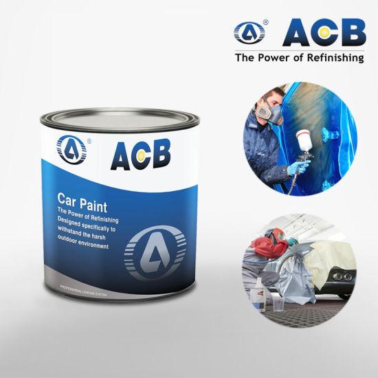Acb Acrylic Auto Spray Refinish 1K Color Coat