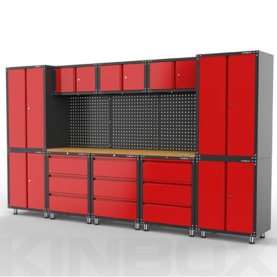 China Kinbox 14 Pieces New Design Metal, Garage Storage Design Tool