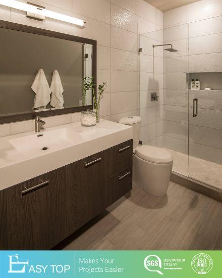 Modern Furniture Wooden Melamine Vanity MDF Bathroom Cabinet