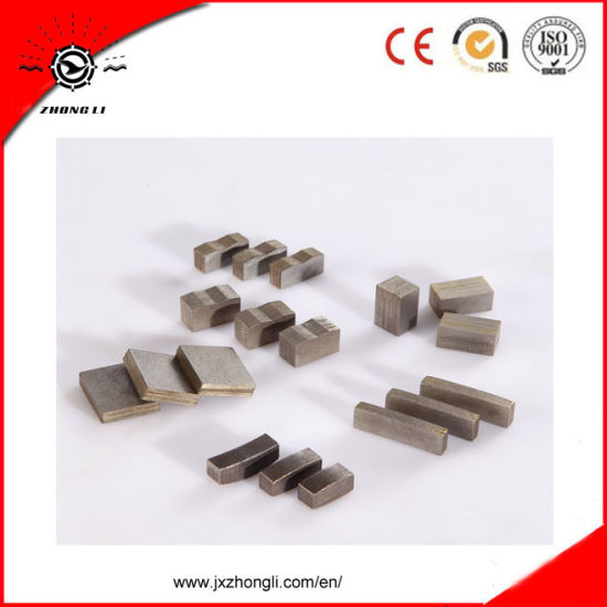 Diamond Segment for Very Hard Granite Cutting