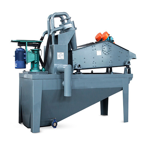 Find Sand Concentrator Recycling Machine for Sediment Separation