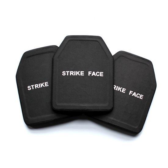Strike Face Side Ceramic Bullet Proof Armor Plate
