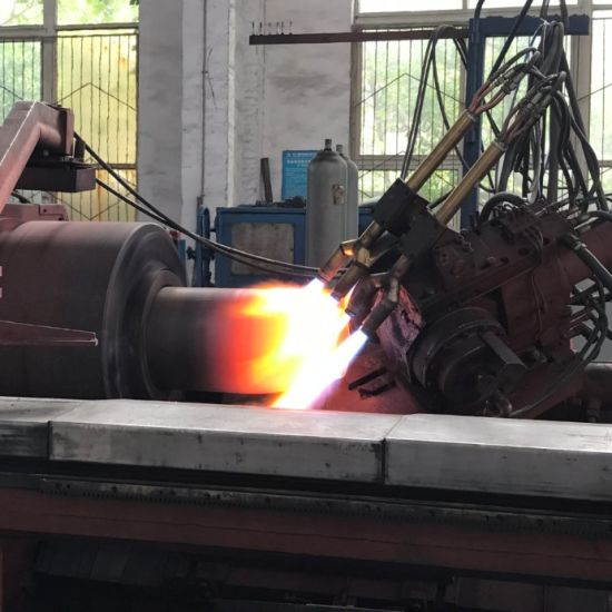 220-460mm Diameter CNG Cylinder Hot Spinning Machine