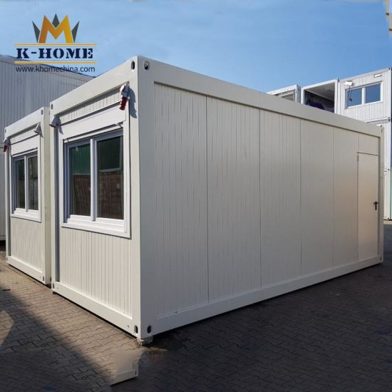 Fast Installation Mobile Prefab House for Meeting Room
