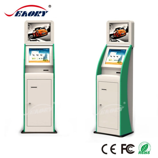 Self Service Cash Accepting Card Reader Payment ATM Kiosk Vending Machine pictures & photos