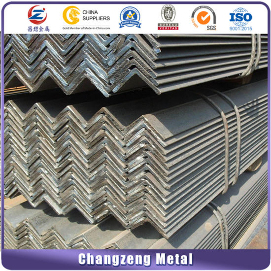 Stainless Steel Angle Iron for Construction (CZ-A80) pictures & photos