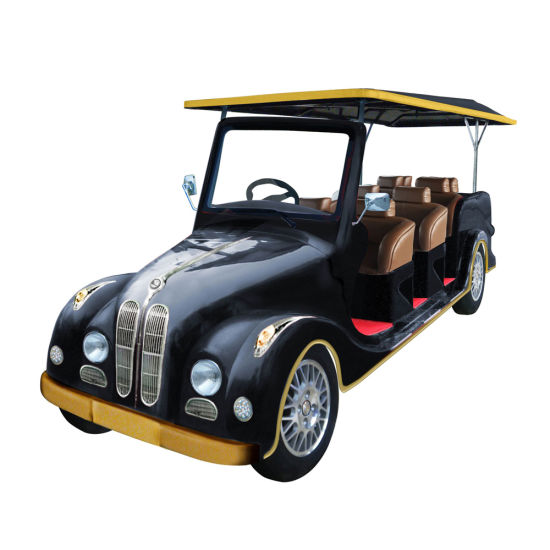 8 Seats Electric Classic Car