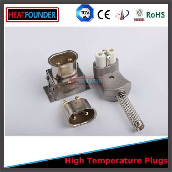 Hot Sale European Plug Insert with 6mm Hole pictures & photos