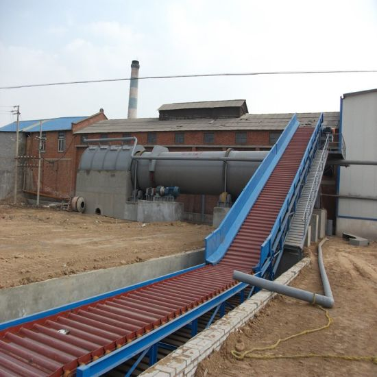 Stainless Steel Chain Conveyor for Toilet Paper Machine