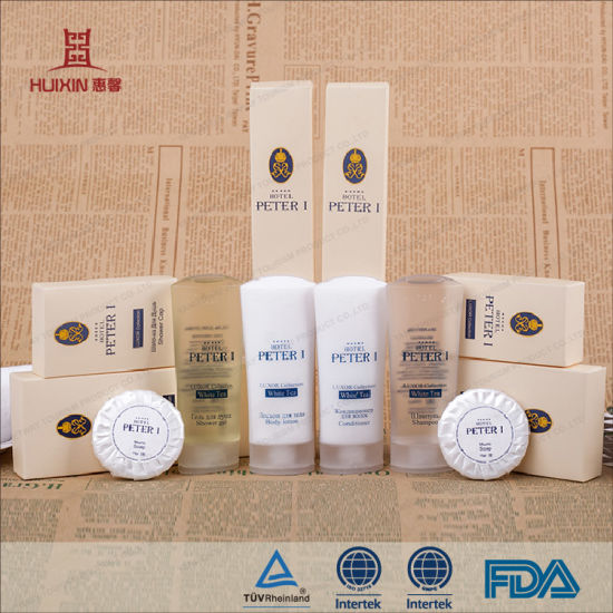 Luxury Hotel Amenities/High Quality Hotel Accessories/Guest Amenities
