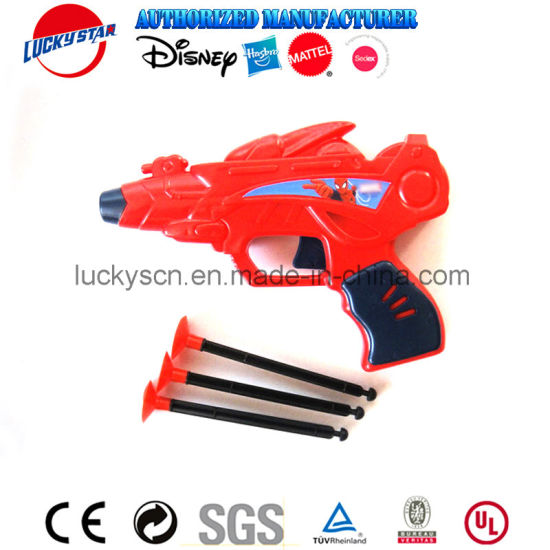 New Shooter Gun Plastic Toy with Suction Cup Bullet for Promotion