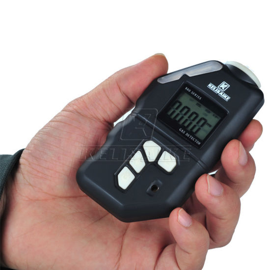Handheld Flammable Gas Detector for 0-100% Lel Butane Gas Detection pictures & photos