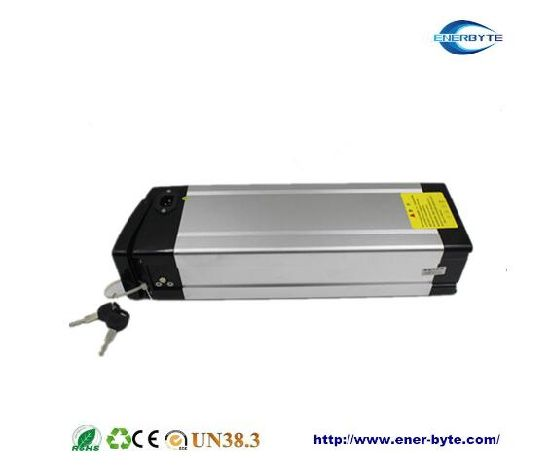 48V 1000W Lithium/Li-ion Battery 48V 23ah Electric Bike Battery Use 2600mAh Cell with 30A BMS