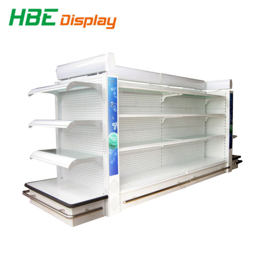 Retail Store Cheap Gondola Shelves with Good Quality pictures & photos