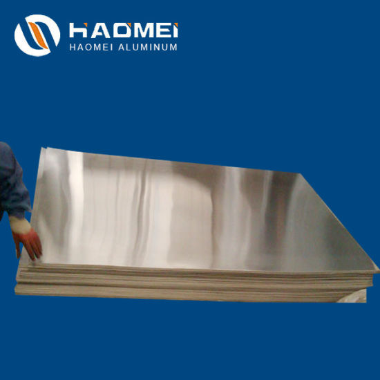 5083 H112 10mm Aluminium Aluminum Plate pictures & photos